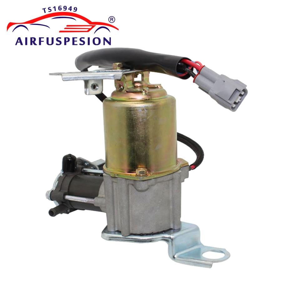 Air Suspension Compressor Pump For Toyota Land Cruiser Prado 120 4Runner Lexus GX470 2003-2009 48910-60020 48910-60021 ковры в салон элерон toyota lc 120 prado 2002 lexus gx470 2003 салон page 8