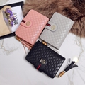 Luxury Brand PU Leather Wallets Women European and American Style Clutch Wallets Contains Note Compartment and Card Holder