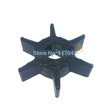 63V-44352-00 Water Pump Impeller For Yamaha Parsun Powertec 2 Stroke 9.9HP 15HP Outboard Engine Boat Motor Aftermarket Parts