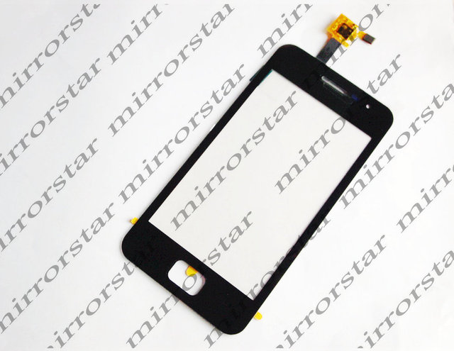 New original Touch Screen Digitizer + 2 * Screen Protector Film  for  JY-G2 JIAYU G2 free shipping + tracking code
