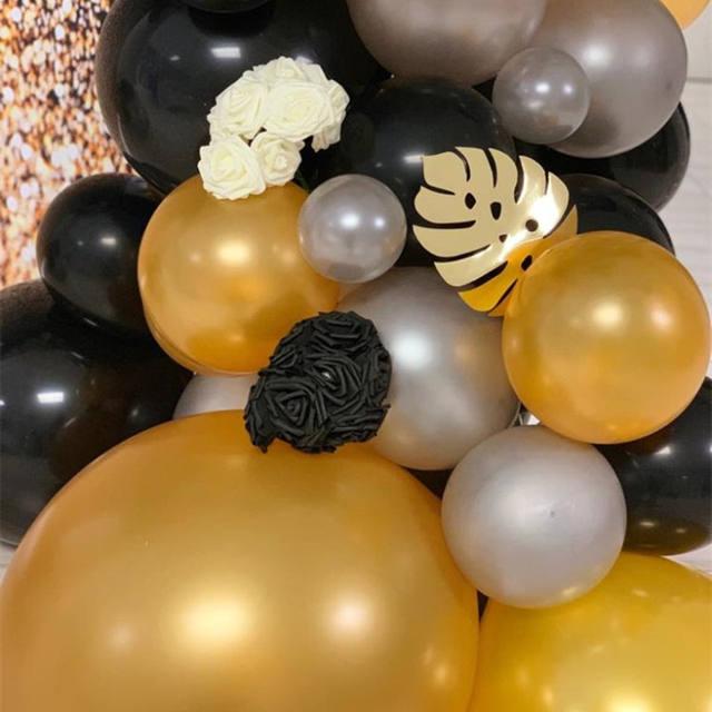 Latex Ballon Set 110 Pcs for Party Decor