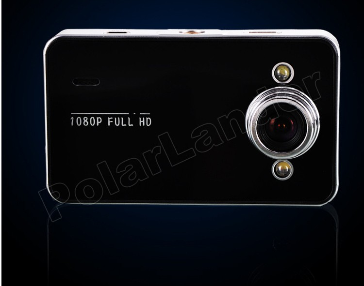 Full HD 1080P <font><b>K6000</b></font> <font><b>Car</b></font> <font><b>DVR</b></font> Video Camera Recoder HDMI motion Detection IR Night vision 120 degree wide viewing angle image