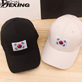 [Dexing]2016 fashion golf boys korean flag hat Cotton baseball cap Snapback  hip hop women casquette Casual Gorras  sport hat