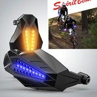 Motorcycle Windproof handguards Glowing Accessories For harley davidsons yamaha r6 2005 yamaha r1 2004 bajaj mv agusta helmet