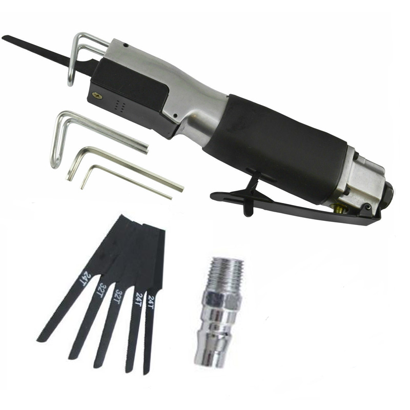 AF5A Cutting Tool Multi-Function Pneumatic Air Body Saw Reciprocating File Set