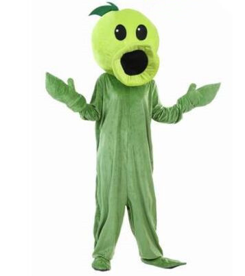 Plants vs. Zombies costume for adults Plants vs Zombies cosplay funny costumes for adults halloween cosplay clothing