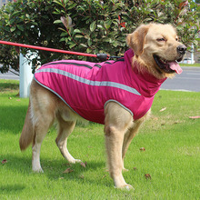 JORMEL 2019 Dog Clothes Winter Waterproof Reflective Warm Down Jacket  Jumpsuit for Small Medium Large Pet