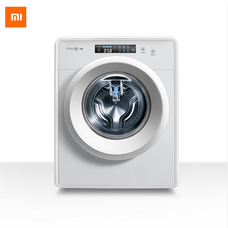 Original New Xiaomi MiniJ Smart Wash Machine Wireless Remote Phone APP Intelligent Control High-temperature Sterilization xiaomi mijia smart temperature control
