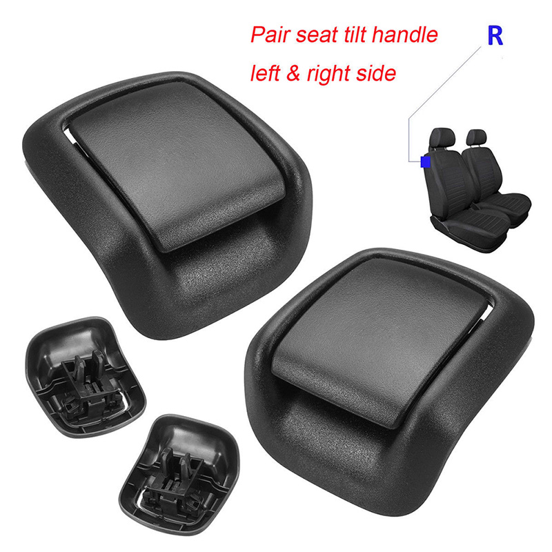 SPEEDWOW Car Front Right/Left Hand Seat Tilt Handle Seat Adjuster For Ford Fiesta MK6 VI 3 Door 2002-2008 1417520/1417521