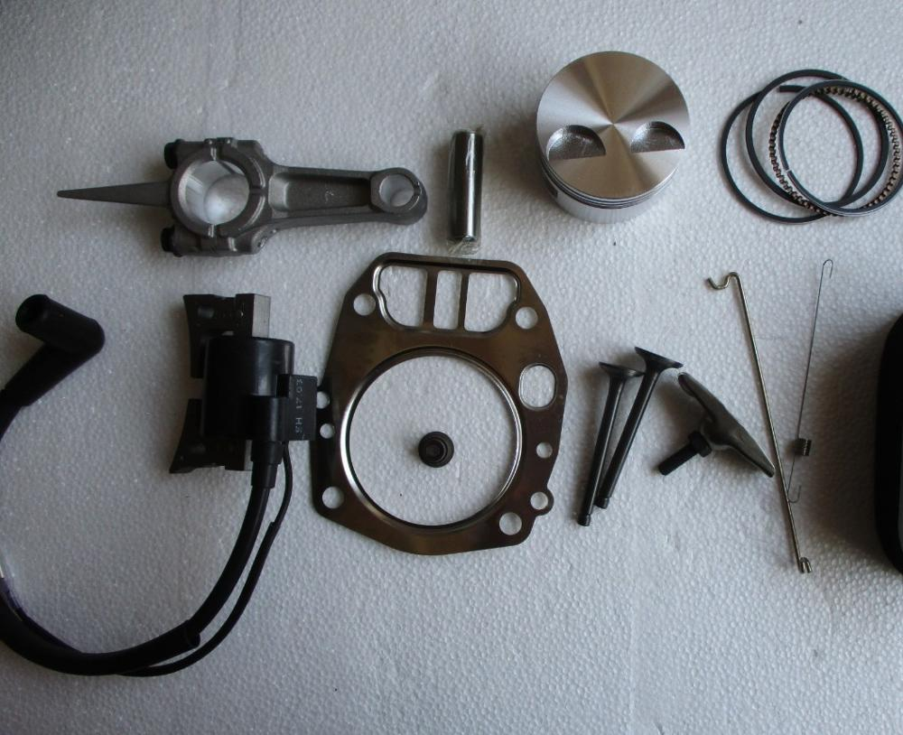 EH12 PISTON RING CONNECTING ROD CYLINDER HEAD GASKET IGNITION COIL VALVE SEAL SPRINGS ROCKER ARM PISOTN PIN MT-72FW GENERATOREH12 PISTON RING CONNECTING ROD CYLINDER HEAD GASKET IGNITION COIL VALVE SEAL SPRINGS ROCKER ARM PISOTN PIN MT-72FW GENERATOR