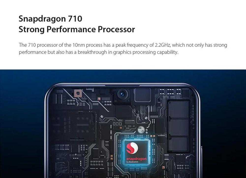 Original Lenovo Z6 Lite Snapdragon 710 Octa Core Triple Back Cams 6.3 Inch 19.59 Water Drop 4050mAh Smartphone (2)