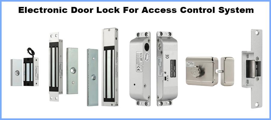 Electric Door Lock