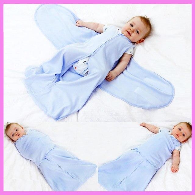 couverture bébé avec fermeture éclair Nouveau né Bébé Poussette Safe Sac De Couchage Fermeture Éclair  couverture bébé avec fermeture éclair