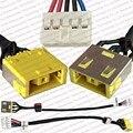 Genuine new laptop dc power jack soquete do conector do cabo de arame para lenovo g500s g505s g500 g505 g400 g490 dc30100pf00 t074103c4000