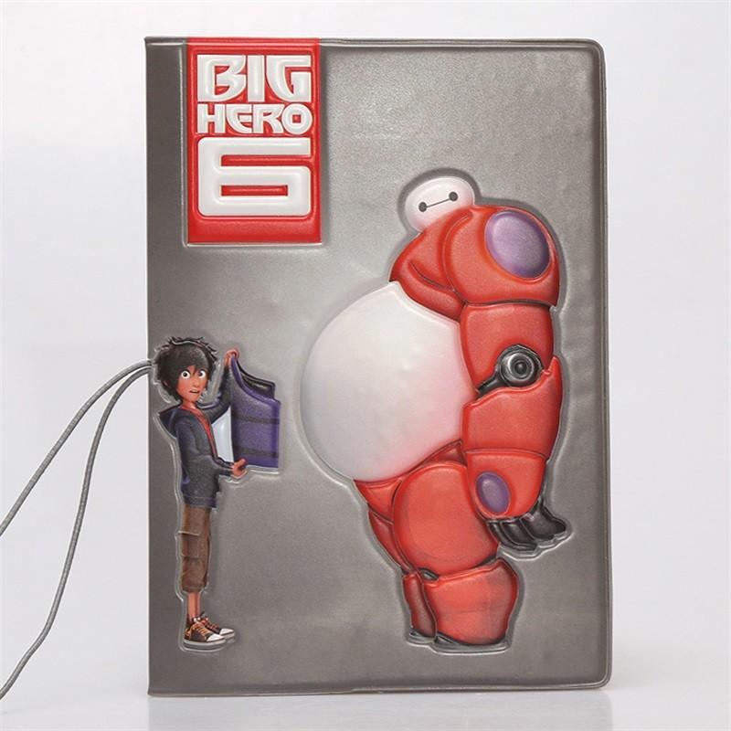 big hero 6 passport cover1