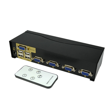 2 port usb kvm switch vga splitter schalter adapter drucker verbinden tastatur maus 2 computer verwenden 1 monitor with kabel usb vga kvm switch 4 in 1 out  vga svga switch Adapter Connect Printer Keyboard Mouse 4 Computer Use 1 Monitor