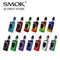 225 Вт SMOK Pro цветной TC комплект с 5 мл TFV8 большой детский распылитель & SMOK Pro цветной TC коробка мод стандартный выпуск VS Smok Alien/T-priv