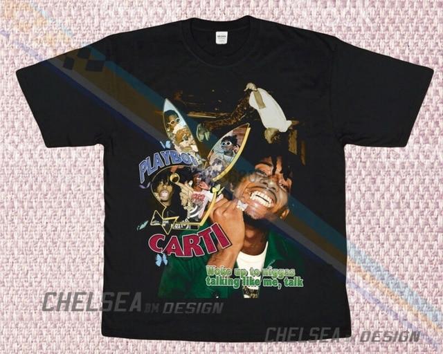 d36ccedb9069 Inspired By Playboi Carti tee T-shirt Tour Merch Limited Edition Hip Hop Rap