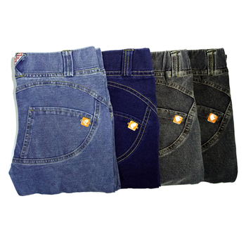 Sexy Women Casual Jeans Skinny Lift Butt Leggings Bodycon Low Waist Denim Pants Push Up Hip Pencil Lift Jeans Women High Street 6