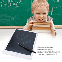 10 Inch LCD Writing Tablet Digital Drawing Board Ultra Thin Energy Saving For Kids Office One