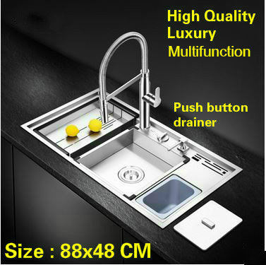 tangwu luxury advanced kitchen sink food grade 304 stainless steel rh aliexpress com quality kitchen sink manufacturers quality kitchen sink manufacturers