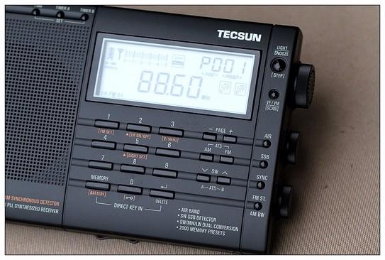 PL660 TECSUN RADIO