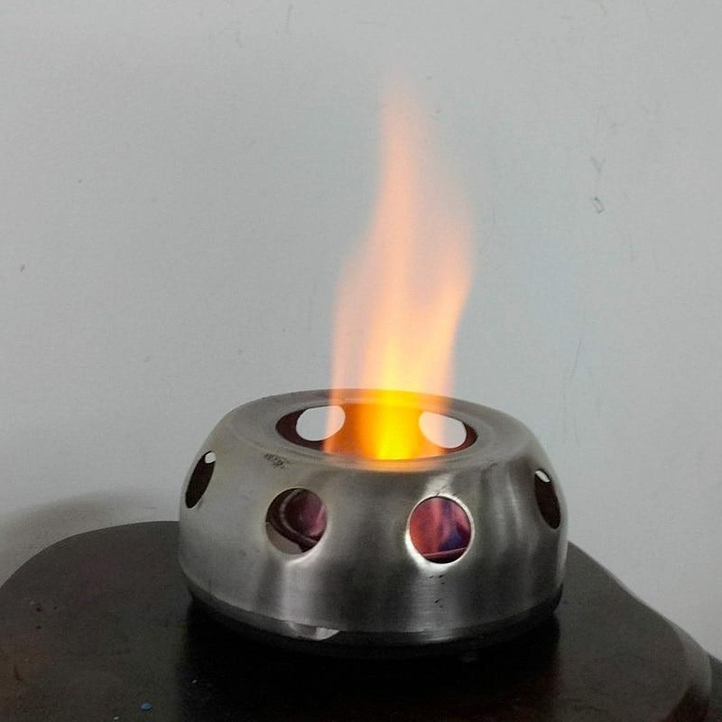 Light Stand Takara Spirit 3: 1 Piece Stainless Steel Stove Portable Ultra Light Spirit