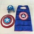 Capitán América shield máscara traje de EVA espada guerrero juguetes para Día de los Inocentes de los niños regalos para Niños Juguetes para niños Stock