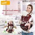 Mambobaby bebê mochila baby sling hipseat portador de bebê de algodão de alta qualidade bebês recém-nascidos suspensórios hip assento fezes cintura