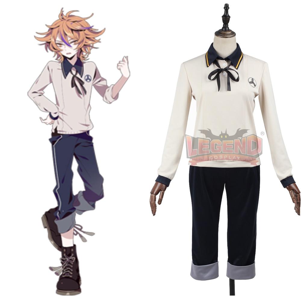Touken Ranbu Online cosplay Gotoutoushirou Cosplay adult costume full set all size custom made halloween men costume