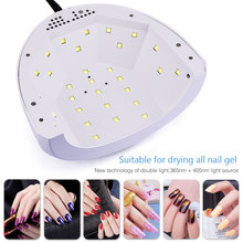 24/48W UV Lamp For Nail Polish Dryer 30 LEDs Light Drying Fingernail&Toenail Manicure Machine