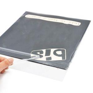 Image 3 - Luvas protetoras gravação em gel 50 peças, opp gel cobertura auto adesiva saco para 10 polegadas giratório acessórios de gravações de vinil