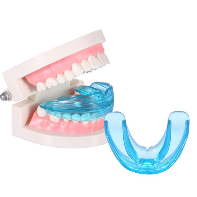 Hot Selling Professional Dental Tooth Teeth Orthodontic Appliance Trainer Alignment Braces Mouthpieces Free shipping