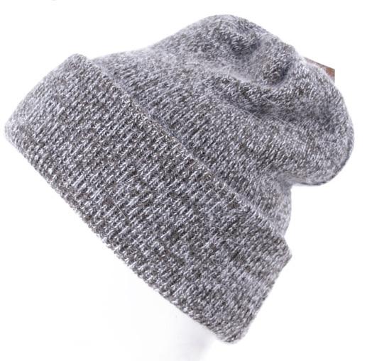 Fashion Men Women's winter Beanies Outdoor Windproof Sport Thick Skullies knitted Warm Caps Hats For Wen women