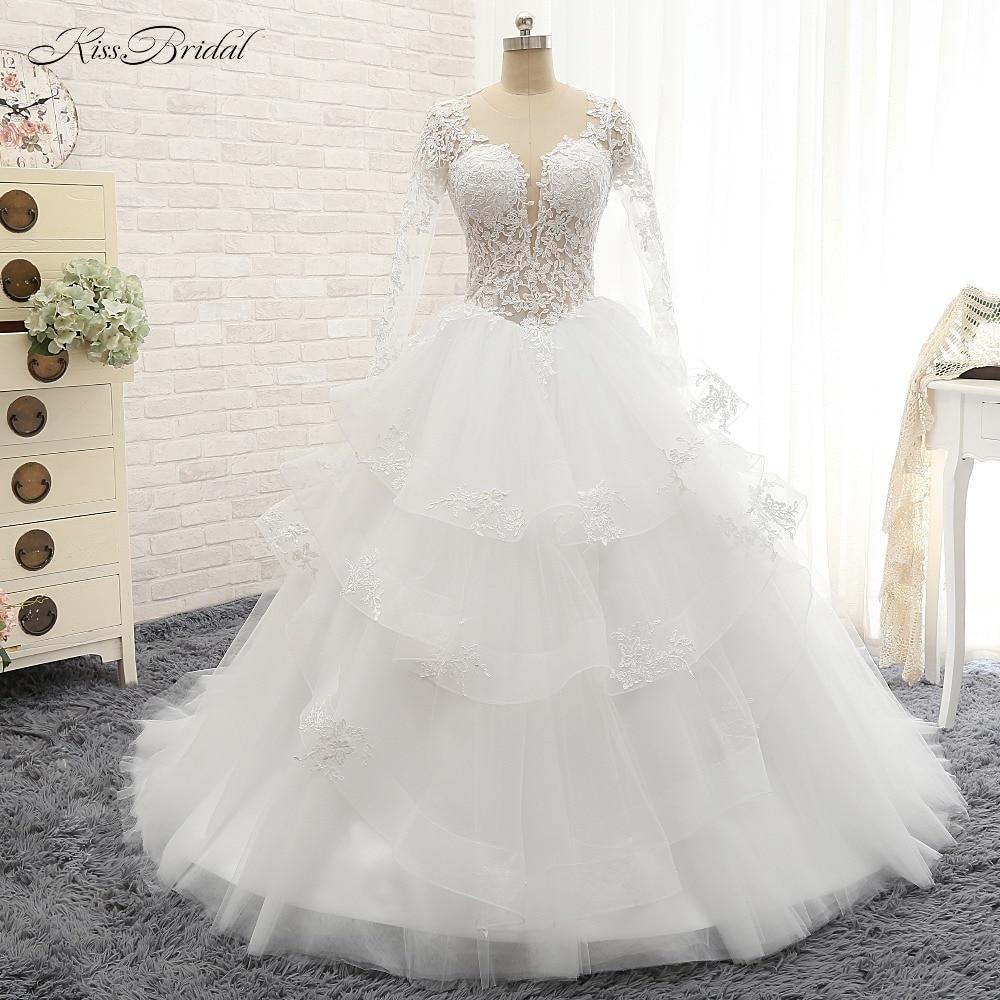 Aliexpress.com : Buy New Elegant Princess Wedding Dresses