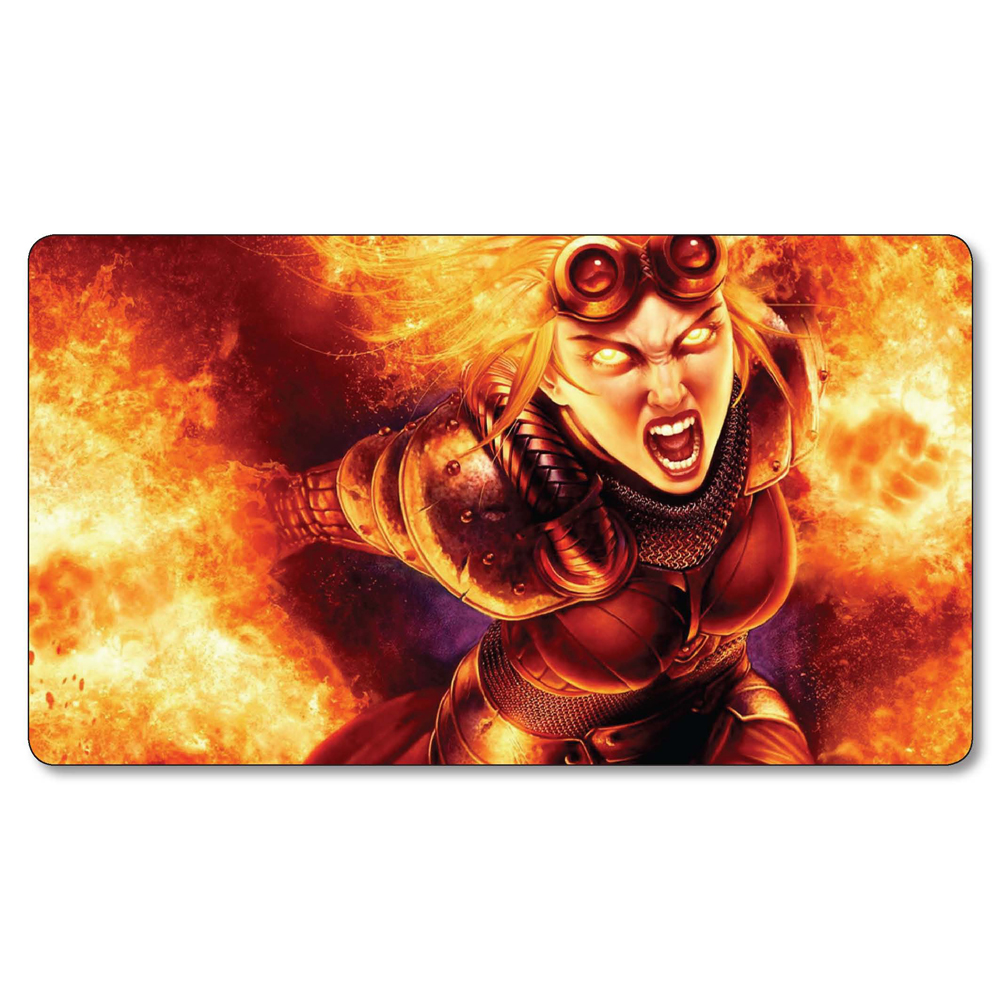 Magic board game mat Chandra Playmat Planswalker Board Games play mat large table pad game mouse pad
