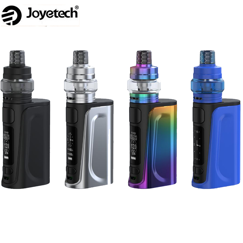 Original Joyetech eVic Primo Fit Kit With 2800mah Battery Mod Vape and Exceed Air Plus Atomizer Electronic Cigarettes Vapeador цены онлайн