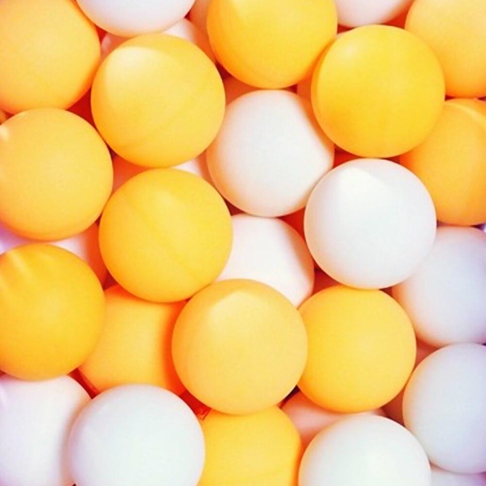 Pelotas de tenis color naranja