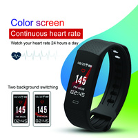 New continuous heart rate intelligent color screen Bracelet healthy wearing sports NFC access guard Bracelet intelligence