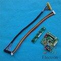 MT561-B 10 Pulgadas-42 Pulgadas 5 V Universal LVDS LCD tablero Controlador Del Monitor Tarjeta del controlador 25 Tipos Resoluciones W/doble $ number bits Cable para DIY