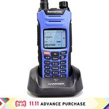 Tetra-band UV6F walkie talkie car radio handphone telsiz int