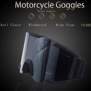 Evomosa, gafas para casco de Moto rcycle, gafas para moto todo terreno y Moto de cross, gafas MX, gafas, gafas para Moto, gafas de moto cross