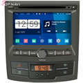 Lo nuevo Quad Core S160 Android 4.4 Audio Del Coche DVD Para Ssangyong Korando Con Espejo Enlace 16 GB Flash Wifi Bluetooth