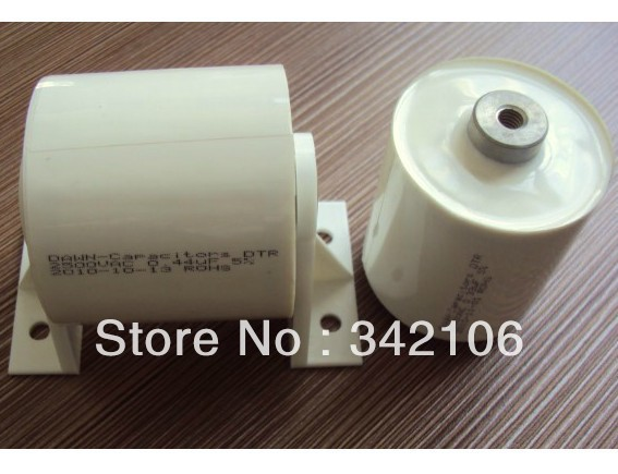 Free Shipping!! Capacitors Electronic Components 0.54UF 2500VAC resonant frequency and high voltage film capacitors