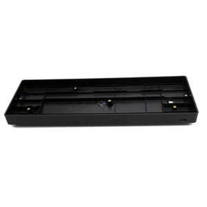 Image 3 - Wholesales מיני מקלדת GH60 פלסטיק מקרה עבור 60% משחקים מכאניים מקלדת תואם Poker2 Pok3r Faceu 60 פלסטיק פגז