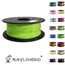 Apple Green 1Kilo/2.2Lb Quality PLA 1.75mm 3D Printer Filament 3D Printing Pen Materials
