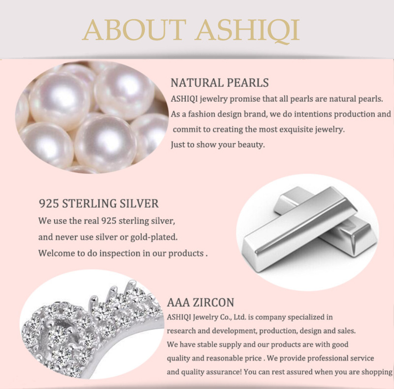 HTB1 giWXvfsK1RjSszbq6AqBXXaf - ASHIQI Natural Baroque Pearl Long Earrings For Women Gray freshwater pearl Handmade 925 Sterling Silver drop earrings Party Gift
