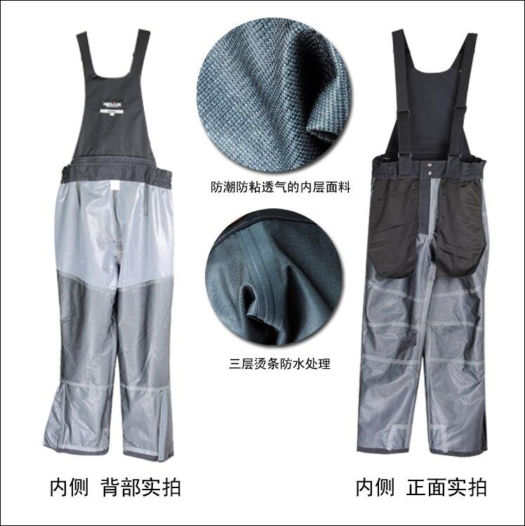 Japonês shima-marca calças de pesca à prova