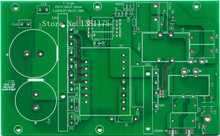 PCB Prototype Single Layer Board Manufacturer Supplier Sample Production Small Quantity Fast Run Service Free Shipping 001