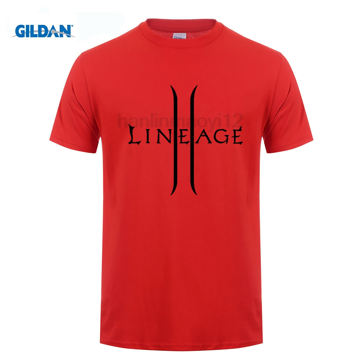 682844ff9 GILDAN designer t shirt Lineage 2 The Chaotic Throne T shirt Top Lycra  Cotton Men T shirt New Design-in T-Shirts from Men's Clothing on  Aliexpress.com ...